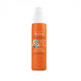 Avene Spray Enfant SPF50+ Αντηλιακό Σπρέι για παιδιά 200ml