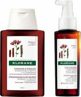 Klorane Promo Force Tri-Active Ορός 100ml & Δώρο Quinine Shampoo 100ml