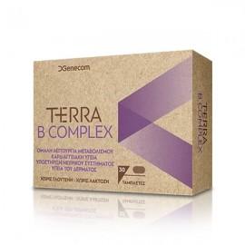 Genecom Terra B Complex 30tablets