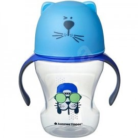 Tommee Tipee Soft Sippee Trainer Cup Blue 6m+ 230ml