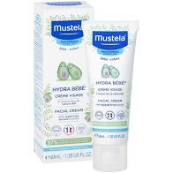 Mustela Hydra Bébé Facial Cream 40ml
