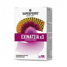 Superfoods Echinaceax3 30caps