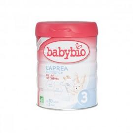 Babybio Caprea 3 Βρεφική φόρμουλα από Κατσικίσιο Γάλα σε σκόνη +10μ (800γρ)