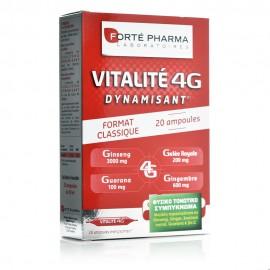 Forte Pharma Vitalite 4G  20Αμπούλες