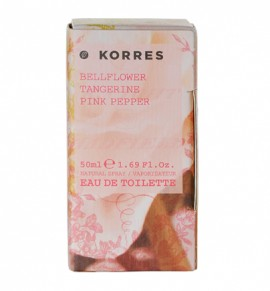 ΚΟΡΡΕΣ Bellflower / Tangerine / Pink Pepper Eau de Toilette