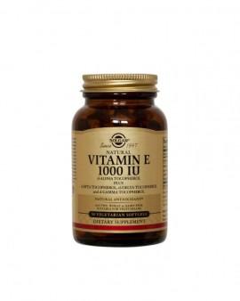 Solgar Vitamin E 1000 IU 50 κάψουλες