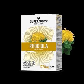 Superfoods Χρυσή Ρίζα Rhodiola 30 φυσικές κάψουλες