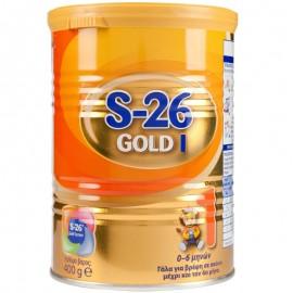 S-26 1 Gold Γάλα 1ης Βρεφικής Ηλικίας 400gr