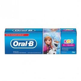 Oral-B Kids Οδοντόκρεμα 3+ Ετών 75ml FROZEN