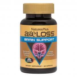 NaturesPlus AgeLoss Brain Support 60 Capsules