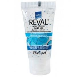 Intermed Reval Hand gel Natural Αντισηπτικό χεριών 30ml