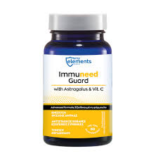 MyElements Immuneed Guard with Astragalus & Vit C  60tabs