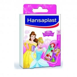 Hansaplast Princess Αυτοκόλλητα Επιθέματα 20 strips