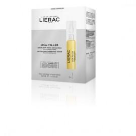 Lierac Cica-Filler Anti-Wrinkle Repairing Serum 3x10ml