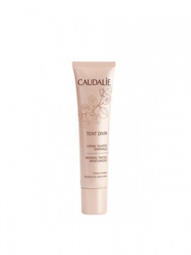 CAUDALIE Mineral Tinted Moisturiser Medium το Dark Skin