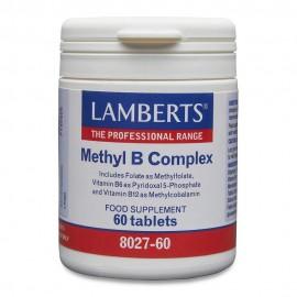 Lamberts Methyl B Complex 60Tablets