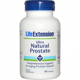 Life Extension Ultra Natural Prostate Formula 60 Softgels