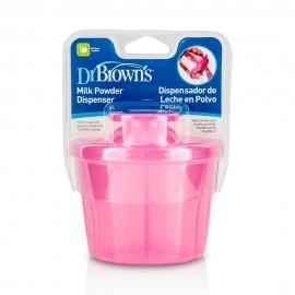Dr. Browns Milk Powder Dispenser AC 038 Ροζ 300ml