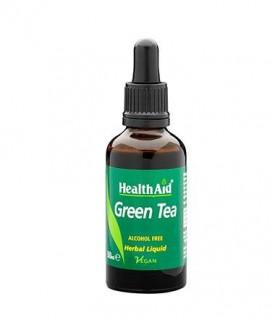 HealthAid Green Tea Liquid 50ml
