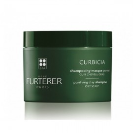 Rene Furterer Curbicia Purifying Clay Shampoo-Mask 200ml