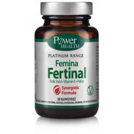 Power Health Platinum Femina Fertinal 30caps