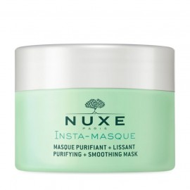 Nuxe Insta-Masque Purifying Smoothing Mask with Rose and Clay 50ml