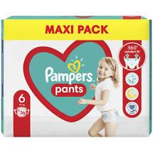 Pampers Pants Maxi Pack Μέγεθος 6 (15+kg) 36 τμχ