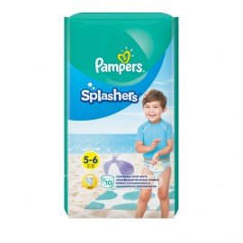 Pampers Splashers No 5-6 (14+kg) 10τμχ