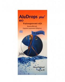 FARMELLAS AluDrops Plus Joint Βιοσυνθετικό Υαλουρονικό Οξύ
