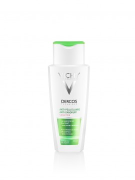 Vichy Dercos Anti-Dandruff Sensitive Treatment Shampoo 200ml
