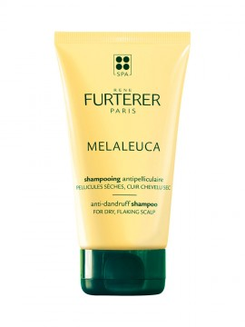 Rene Furterer Melaleuca Anti-Dandruff Shampoo Dry Flaking Scalp 200ml
