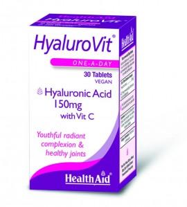 Health Aid Hyalurovit 30tabs