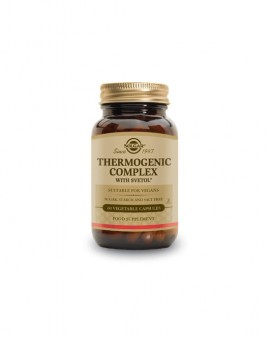 SOLGAR Thermogenic Complex 60 κάψουλες