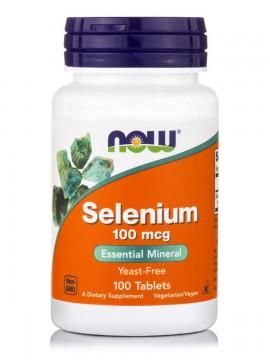 Now Selenium 100mcg 100 ταμπλέτες