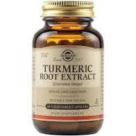 Solgar Turmeric Root Extract 60 φυτοκάψουλες