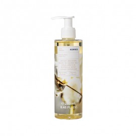 Korres Pure Cotton Instant Smoothing Serum in Shower Oil 250ml