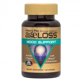 NaturesPlus AgeLoss Mood Support 60 capsules