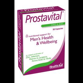 HealthAid Prostavital 30 κάψουλες