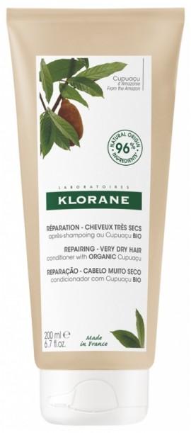 Klorane Nourishing & Repairing Conditioner Cupuacu 200ml