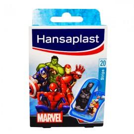 Hansaplast Marvel Αυτοκόλλητα Επιθέματα 20 strips