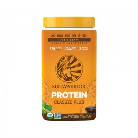 SunWarrior Protein Classic Plus 750 gr Chocolate