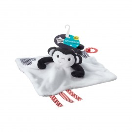 Tommee Tippee Marco The Monkey Soft Comforter