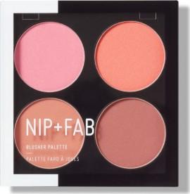 Nip+Fab Blusher Palette Blushed 01