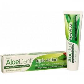 Optima Aloedent Triple Act.Toothpaste 100ml