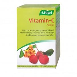 A.Vogel Vitamin-C Natural 40 μασώμενες ταμπλέτες