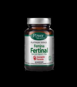 Power Health Platinum Classics Femina Fertinal 30caps