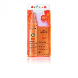 Nuxe Promo Sun Melting Spray SPF50 150ml & Melting Cream SPF50 50ml