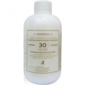 Korres Herb Gloss Colorant 30 Volume Γαλακτωμα Ενεργοποιησης Χρωματος 60ml