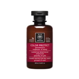 Apivita Holistic Hair Care Σαμπουάν Προστασίας Χρώματος 250ml