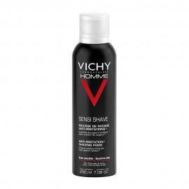 Vichy Homme Αφρός Ξυρίσματος κατά των ερεθισμών 200ml